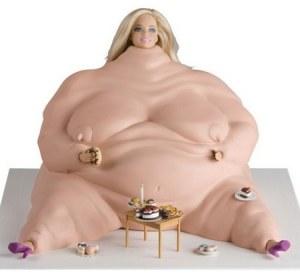 Hormonal Barbie